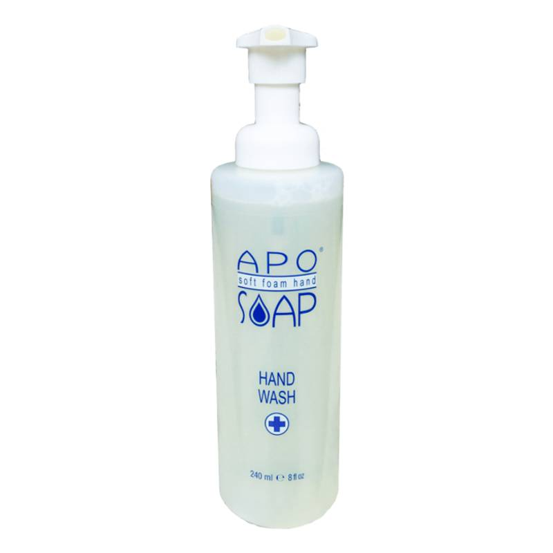 Gloves in a Bottle Apo Foam Handzeep - 240ml