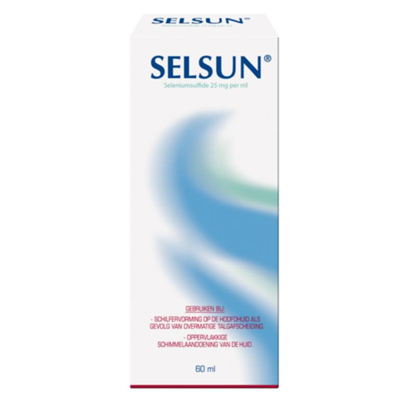 Selsun Selsun suspensie 60ml