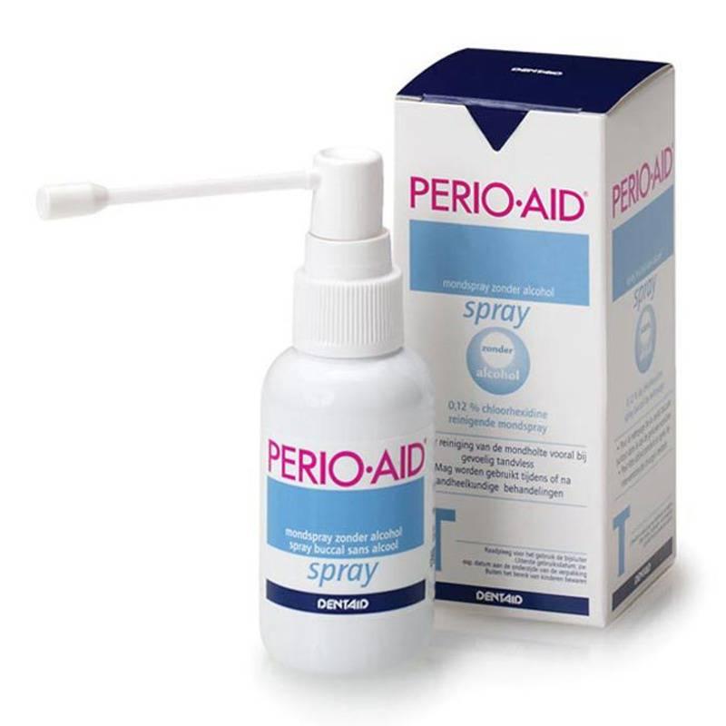 Perio-Aid Perio-Aid Intensive Care Mondspray - 50 ml