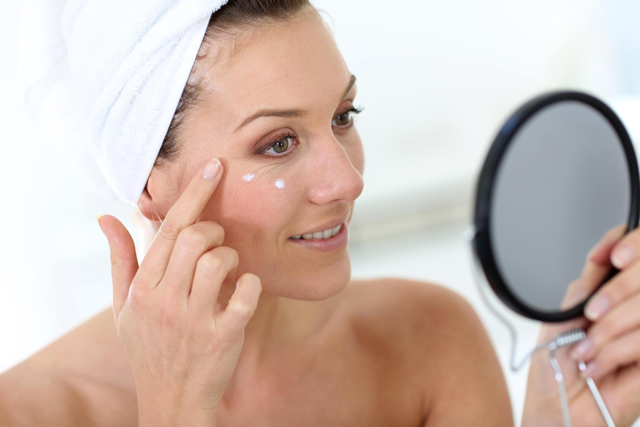 verzorging droge huid gezicht
