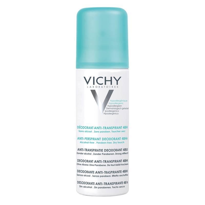 Vichy Vichy Anti-transpiratie DEODORANT 48 uur spray - 125 ml