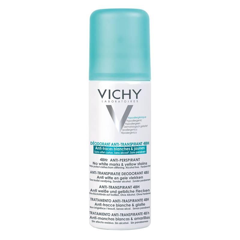 Vichy Vichy Anti-transpirant DEODORANT 48u Anti-witte en Gele Vlekken spray - 125ml