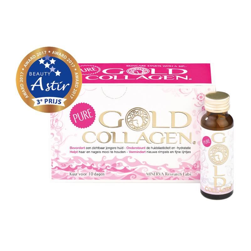 Gold Collagen Gold Collagen® Pure - 10 dagen kuur