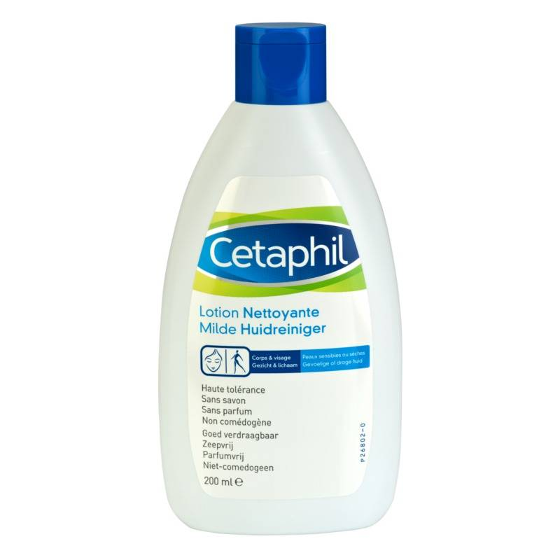 Cetaphil Cetaphil Milde Huidreiniger - 200ml