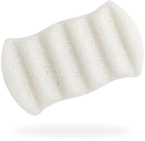 Konjac Sponge Konjac Bath Sponge - Pure White