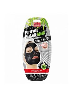 PureDerm PureDerm Purifying Peel-off Black Head Mask - 10ml