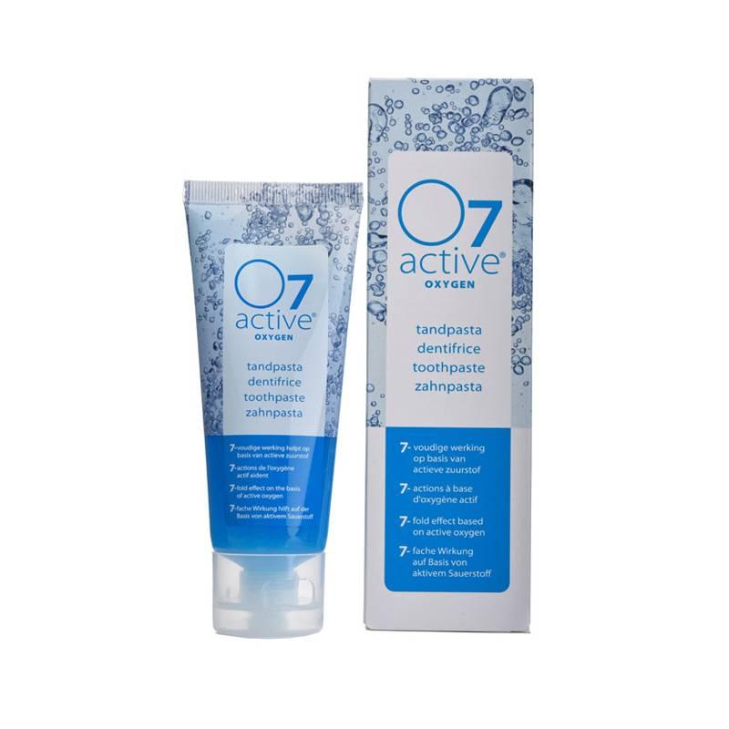 O7 O7 Active Tandpasta - 75ml