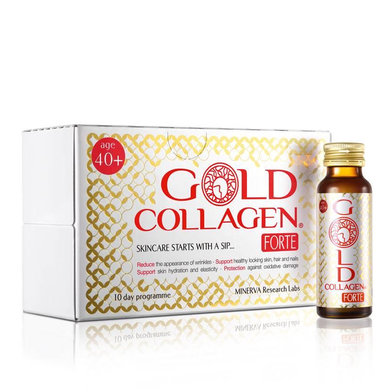 Gold Collagen Gold Collagen® Forte - 10 dagen kuur