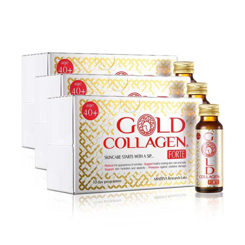 Gold Collagen Gold Collagen® Forte - 30 dagen kuur