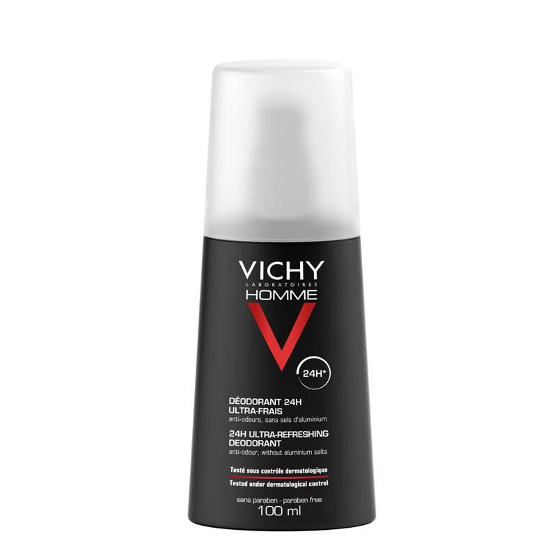 Vichy Vichy Homme DEODORANT Spray 24u - 100ml