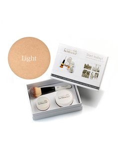 beMineral beMineral Foundation Kit - Light