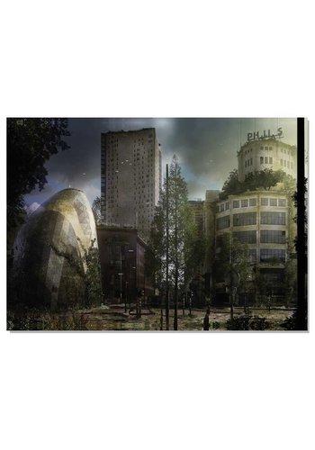 Poster: Verlaten Eindhoven