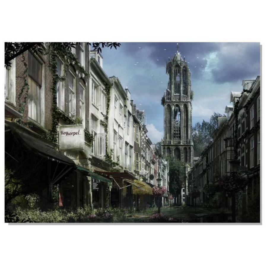 Poster: Verlaten Utrecht