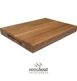 Hooghout Snijplanken Eiken Houten Snijplank 35x25x3,5 cm
