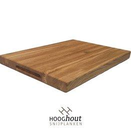 Hooghout Snijplanken Eiken Houten Snijplank 40x29x3,5 cm
