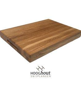 Hooghout Snijplanken Eiken Houten Snijplank 40x29x4,5 cm