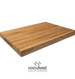 Hooghout Snijplanken Eiken Houten Snijplank 45x33x3,5 cm