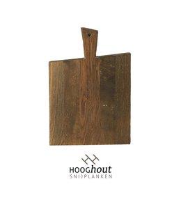 Hooghout Snijplanken Houten Broodplank / Tapasplank 40 cm