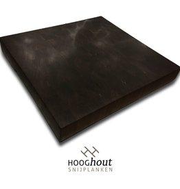Hooghout Snijplanken Snijplank Notenhout 42x39x5cm