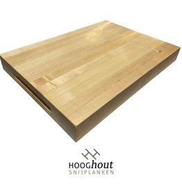 Hooghout Snijplanken Snijplank Esdoornhout 40x28x4cm