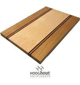 Hooghout Snijplanken Foodies Snijplank 40x27x2 cm