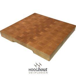 Hooghout Snijplanken Snijplank Esdoonhout 35x35x4,5cm