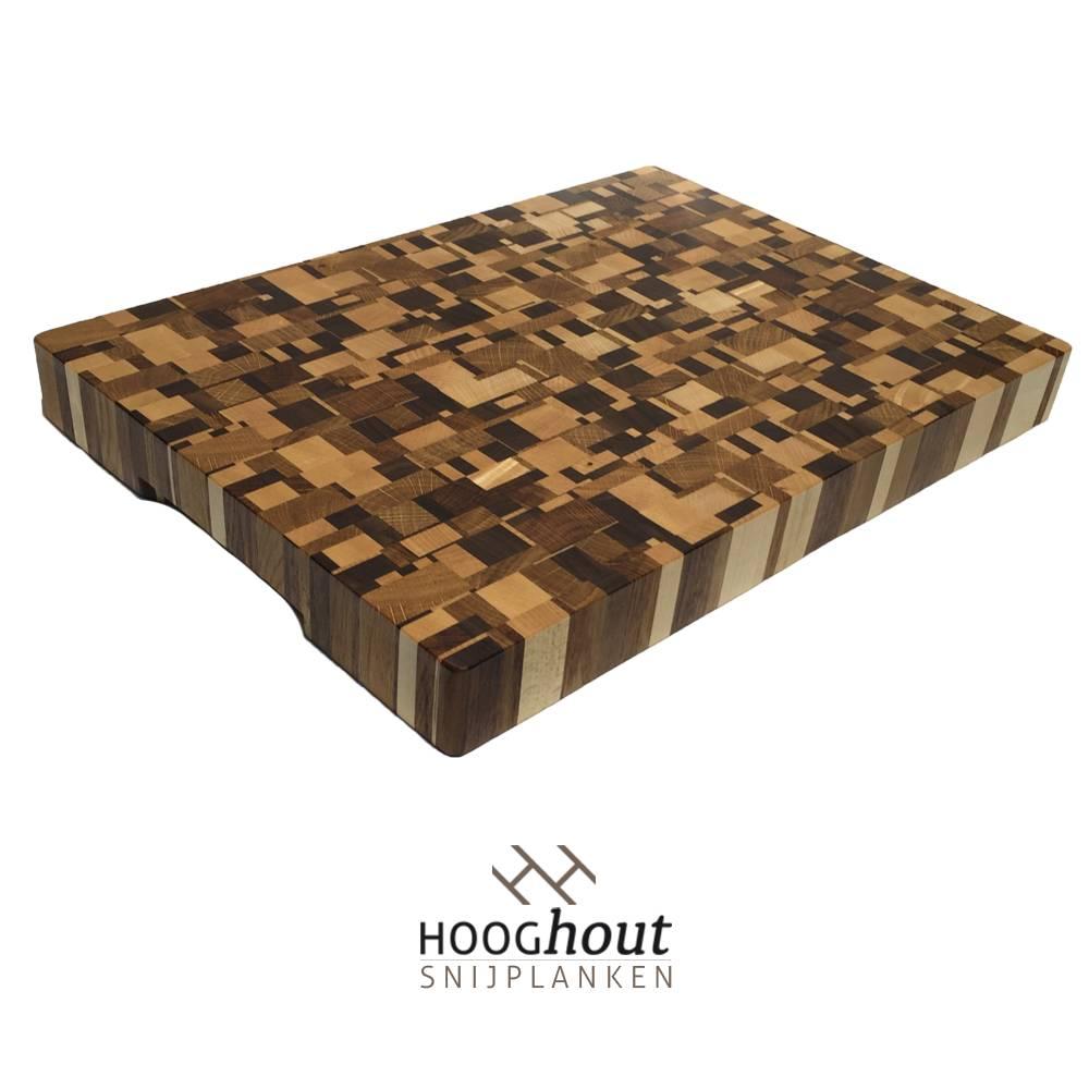 Wat is een goede houten snijplank?
