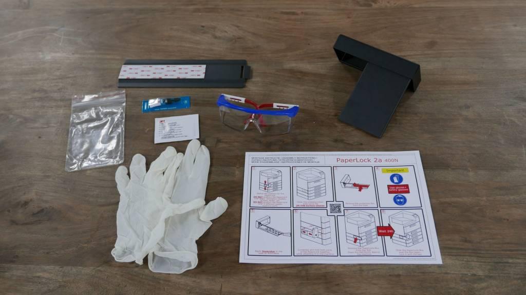 Paper Tray Lock PaperLock UPL-2a 400N
