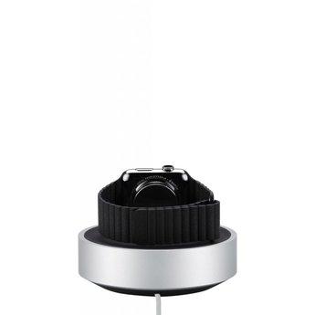 Just Mobile Just Mobile Hover Dock - Eleganter funktionaler Ladeständer aus Aluminium für Apple Watch