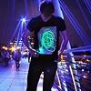 illuminated Apparel Illuminated neon T-Shirt