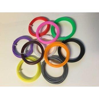Filament für 3D Pen (10 Farben)