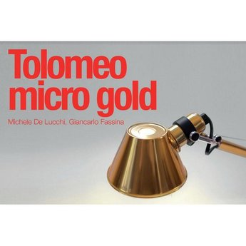 Artemide Artemide Tolomeo Micro Gold