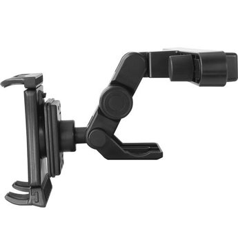Macally Einstellbare Auto-Kopfstützhalterung für Tablets