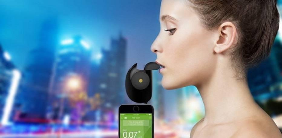 Smartphone Alk Tester