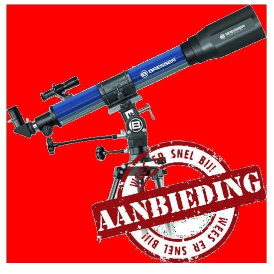 Aanbieding: Bresser Junior telescoop 70/900