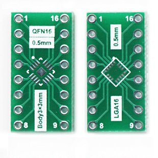LGA16 QFN16 to DIP16