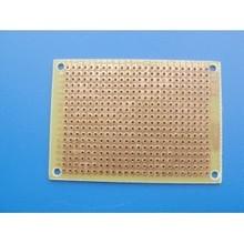 PCB Experimenteer print Enkelzijdig 5x7cm