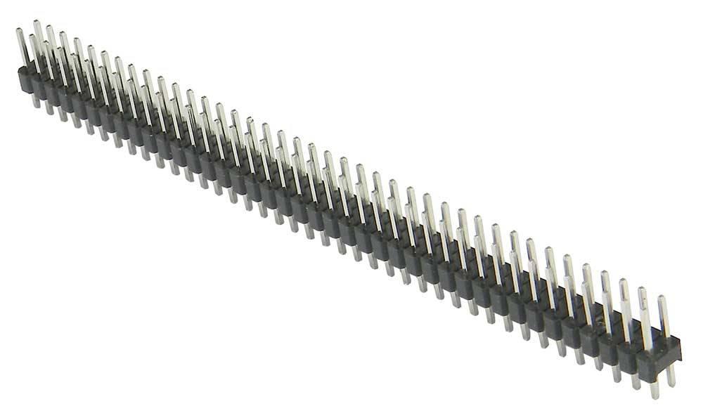2x40 pin headers