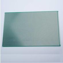 PCB Experimenteer Print Dubbelzijdig 20x30cm