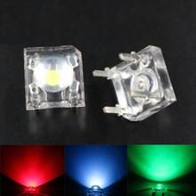 5mm Led Piranha Super Flux RGB `Common Cathode
