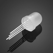 8mm Ronde Led RGB Diffused For WS2811