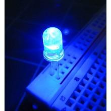 Ronde Led Blauw 5mm