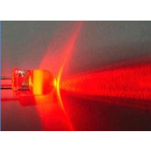 Ronde Led Rood 10mm