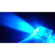 Round Led Blue 10mm