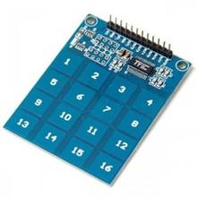 TTP229 Capacitive Touch sensor