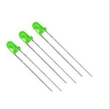 Ronde Led Gekleurd Diffuus Groen 3mm
