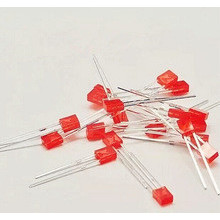 Led 2x3x4mm Red Diffused