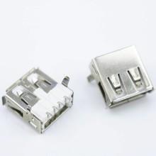 USB Connector Female Haaks 90 graden