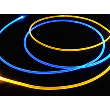 PMMA Kunstof vezel/licht vezel 2,5mm a 1 m Side Glow