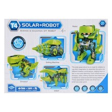 4 in 1 Kit Solar Robot
